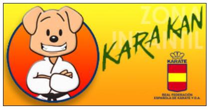 Resultado de imagen de karakan karate